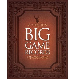 BIG GAME RECORDS 8TH EDITION