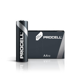 DURACELL PROCELL BATTERIES AA BY DURACELL