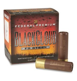 "Federal FEDERAL BLACK CLOUD 10GA 3 1/2"" 1-5/8 OZ BB 25 RDS"