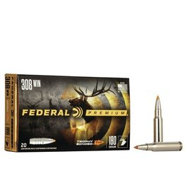 Federal FEDERAL PREMIUM 308 WIN 180GR 20 RDS