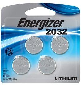 BROWNING 2032 3-VOLT LITHIUM BATTERIES 4 PK
