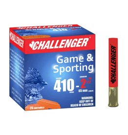 "CHALLENGER CHALLENGER 410 GA 2.5"" #7.5 1/2 OZ"