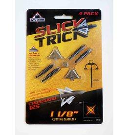 "Slick Trick SLICK TRICK CROSSBOW 125 1 1/8"" 4 PK"