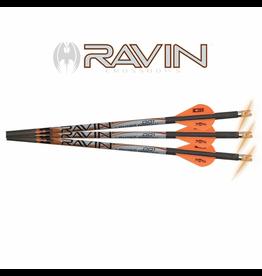 RAVIN CROSSBOWS RAVIN LIGHTED ARROWS W/ ORANGE NOCKS .001 3PK