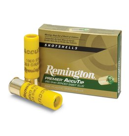 Remington REMINGTON PREMIER ACCUTIP 20GA 260GR BONDED SABOT SLUG