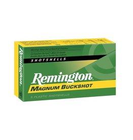 "Remington REMINGTON MAGNUM BUCKSHOT 12 GA 3"" 15 PELLETS 00BK"