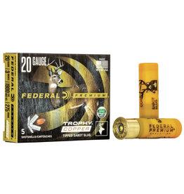 """Federal FEDERAL 20 GAUGE 2.75"""" 275GR TROPHY COPPER SABOT"""