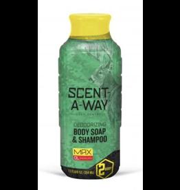 HUNTER'S SPECIALTIES SAW LIQUID GREEN SOAP 24 OZ