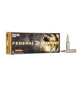 Federal FEDERAL PREMIUM 300 WSM 165GR NOSLER PARTITION 20 RDS