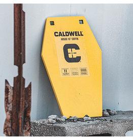 "CALDWELL CALDWELL AR500 10"" COFFIN TARGET"