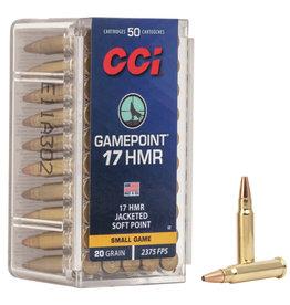 CCI CCI 17 HMR GAMEPOINT