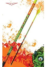 BLACK EAGLE BLACK EAGLE ZOMBIE SLAYER YELLOW CRESTED FLETCHED ARROWS 300 .001