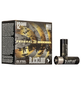 "Federal FEDERAL BLACK CLOUD 12GA 3"" 1 1/4OZ  BB"