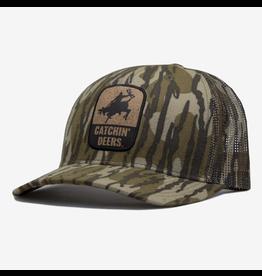 CATCHIN' DEERS CATCHIN' DEERS CORK GIDDY UP HAT