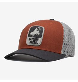 CATCHIN' DEERS CATCHIN' DEERS GIDDY UP ON VINTAGE RED / GRAY