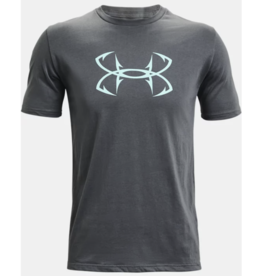 Under Armour UNDER ARMOUR FISH HOOK LOGO TEE