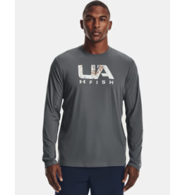 Under Armour UNDER ARMOUR ISO-CHILL SHRBRK LS FILL