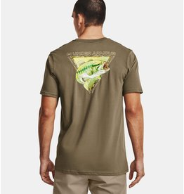Under Armour UNDER ARMOUR BASS STRIKE GRAPHIC T