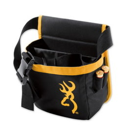 BROWNING BROWNING SHORT PURE BUCK MARK POUCH BLACK/GOLD
