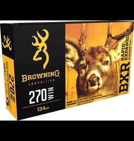 BROWNING BROWNING BXR 270 WIN 134 GR DEER 20 RDS