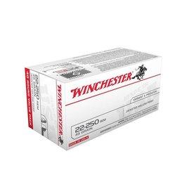 WINCHESTER WINCHESTER 22/250 45GR JHP 40/BOX