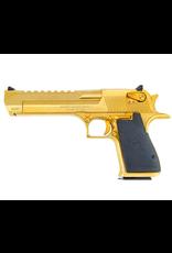 """DESERT EAGLE DESERT EAGLE X1X C.50 6"""" BRL TITN. GOLD"""