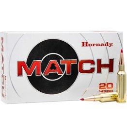 HORNADY HORNADY MATCH 223 REM 75 GR BTHP 20 RDS