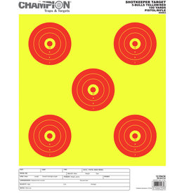 CHAMPION CHAMPION SHOTKEEPER TARGET 12PK