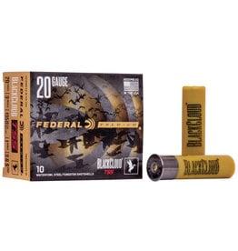 "Federal FEDERAL BLACK CLOUD 20 GA 3"" 1 OZ #2"