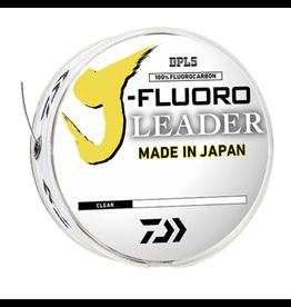 DAIWA DAIWA J-FLUORO 100 % FLUOROCARBON LEADER - P-40914