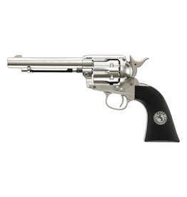 UMAREX COLT SINGLE ACTION ARMY 45 NICKEL .177 CAL