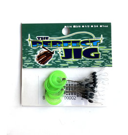 THE PERFECT JIG THE PERFECT JIG BOBBER STOPS