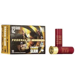 "Federal FEDERAL GRAND SLAM 12 GA 3"" #5 SHOT 10 RDS"