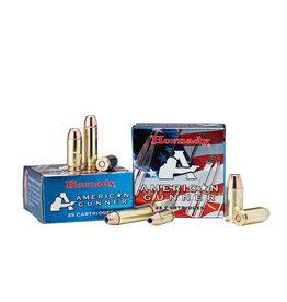 """HORNADY HORNADY AMERICAN GUNNER 12 GA 2 3/4"""" 1 OZ RIFLED SLUG  5 RDS"""