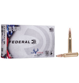 Federal FEDERAL 30-06 SPRG NON-TYPICAL WHITETAIL 150 GR 20 RDS