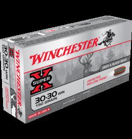WINCHESTER WINCHESTER SUPER X 30-30 HP 150GR
