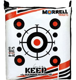 MORRELL MORRELL KEEP HAMMERING OUTDOOR RANGE BAG TARGET