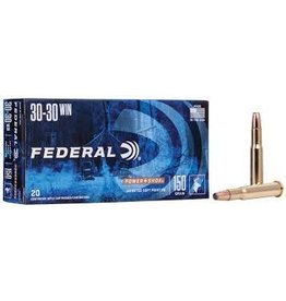 Federal FEDERAL 30-30 WINCHESTER 150GR POWER SHOK SP FN 20 RDS