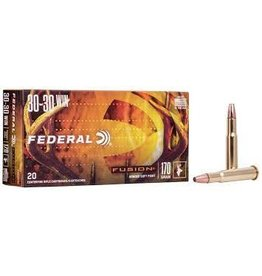Federal FEDERAL FUSION 30-30 WIN 170 GR 20 RDS