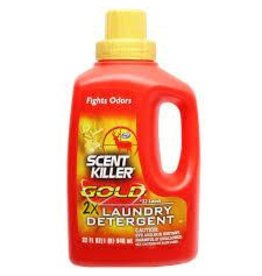 WILDLIFE RESEARCH WILDLIFE RESEARCH SCENT KILLER GOLD 2X LAUNDRY DETERGENT 946 ML