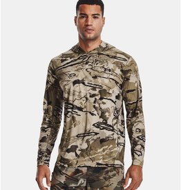 UNDER ARMOUR UNDER ARMOUR ISO-CHILL BRUSH LINE HOODY