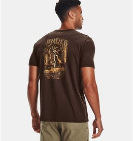 UNDER ARMOUR UNDER ARMOUR AGGRESSIVE WHITETAIL TEE