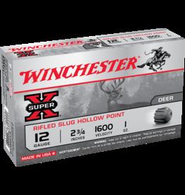 """WINCHESTER WINCHESTER 12GA 2.75"""" 1oz SLUG"""