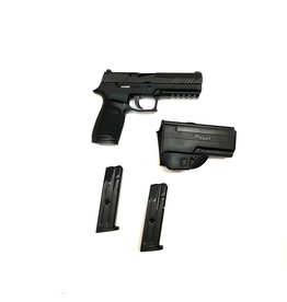 USED SIG SAUER P320 9MM