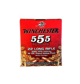 WINCHESTER WINCHESTER 555 36GR .22LR HP
