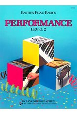 Kjos Bastien Piano Basics Performance Level 2 *