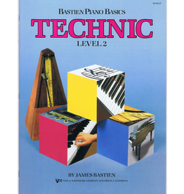 Kjos Bastien Piano Basics Technic Level 2 *