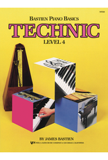 Kjos Bastien Piano Basics Technic Level 4 *