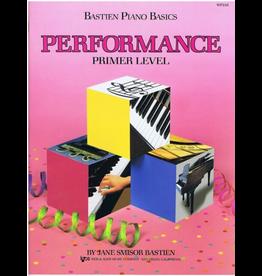 Kjos Bastien Piano Basics Performance Primer Level *