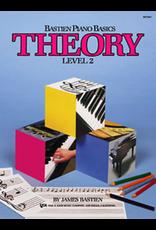 Kjos Bastien Piano Basics Theory Level 2 *